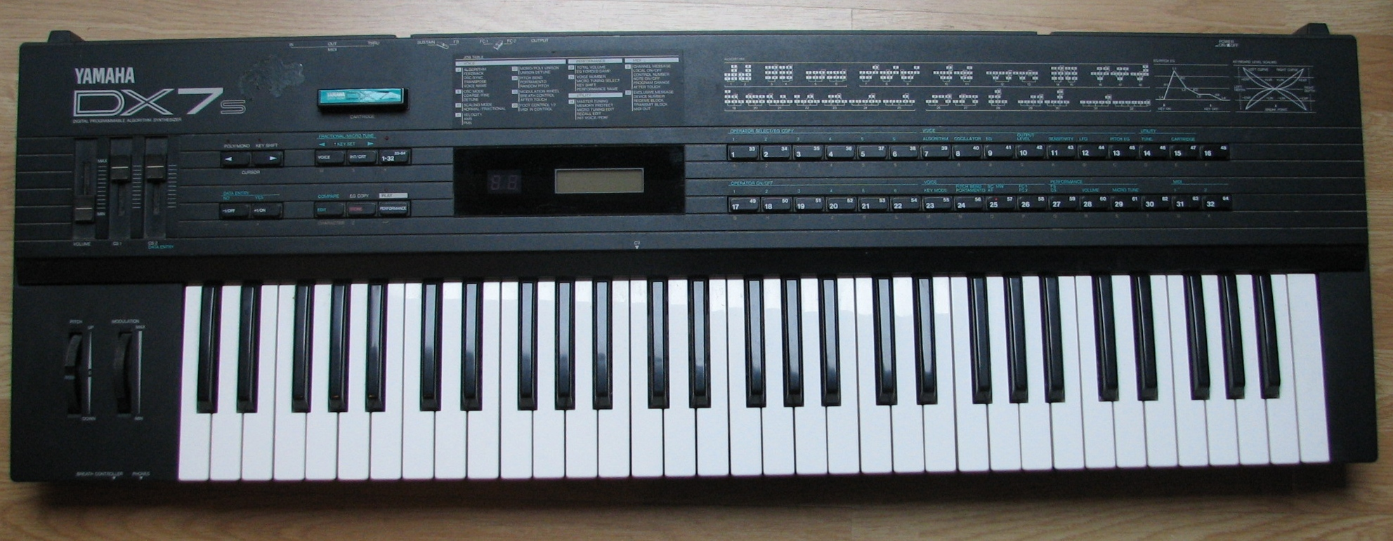 Yamaha Dx Ebay Uk