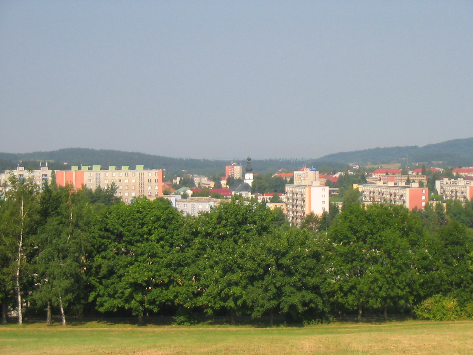 Distretto di Žďár nad Sázavou
