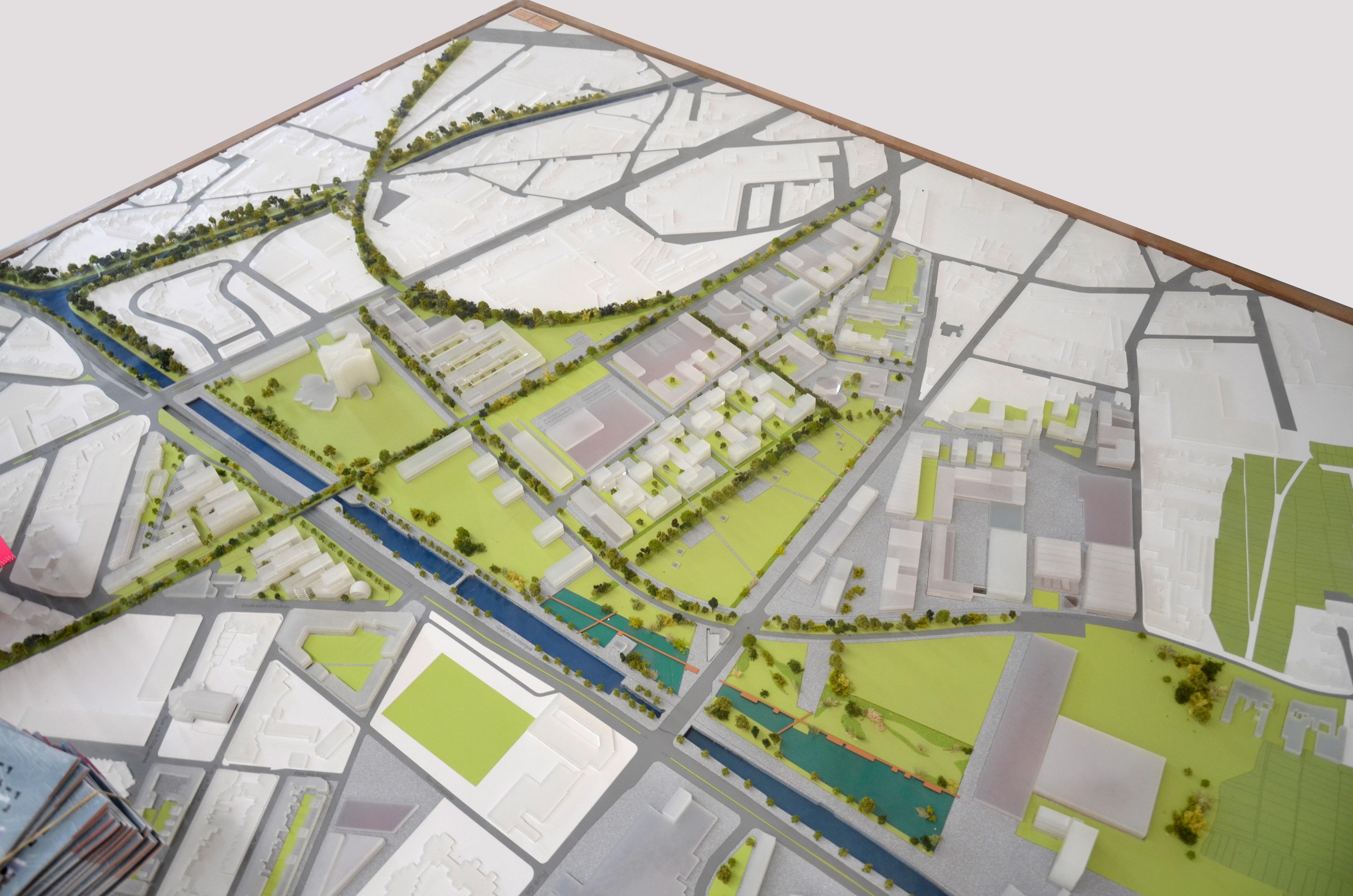 projet de rénovation urbaine roubaix