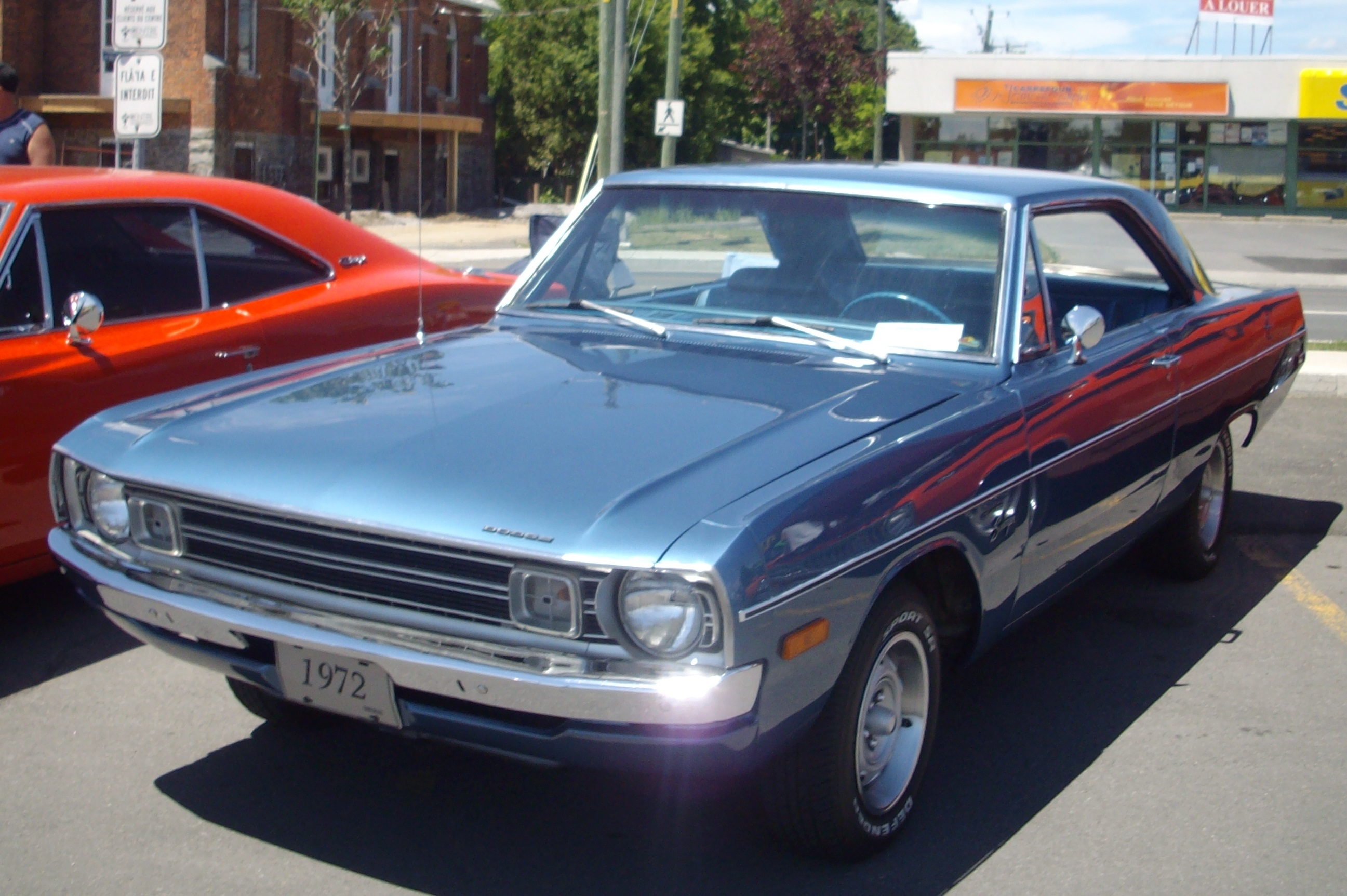 File:'72 Dodge Dart (Remblement Mopar Valleyfield '12).JPG ...