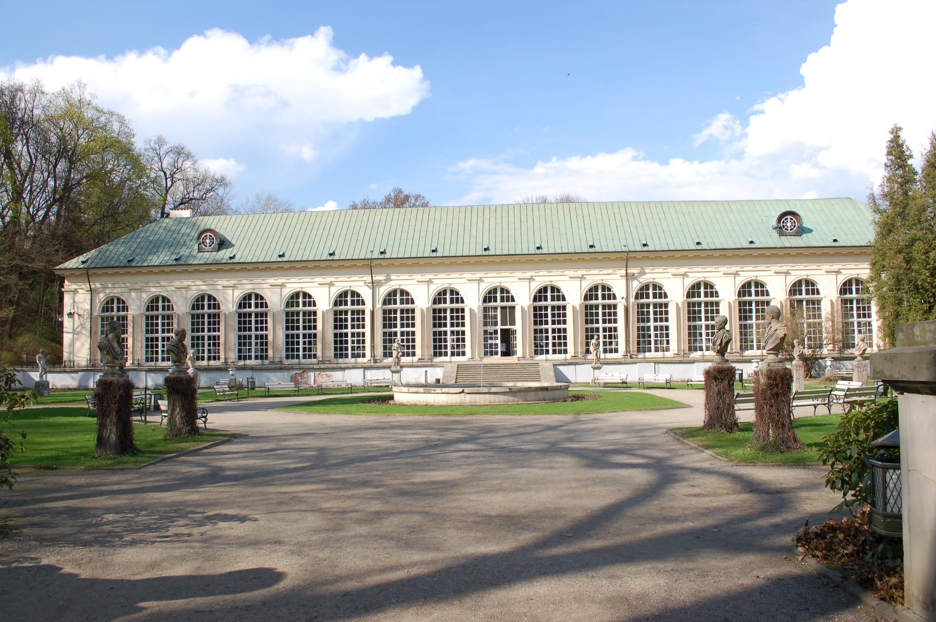 Filełazienki Park Warschau Dsc 1510jpg Wikimedia Commons