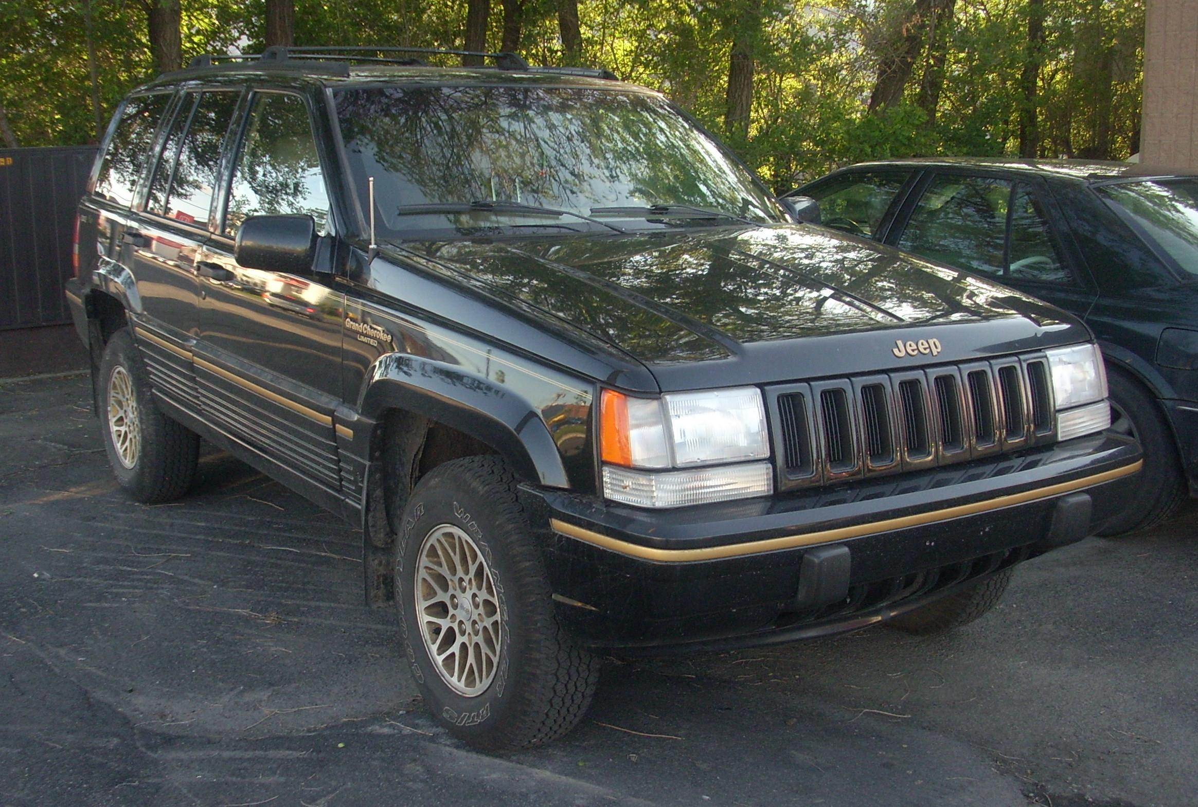 1993 Cherokee Limited Wikipedia Autos Post