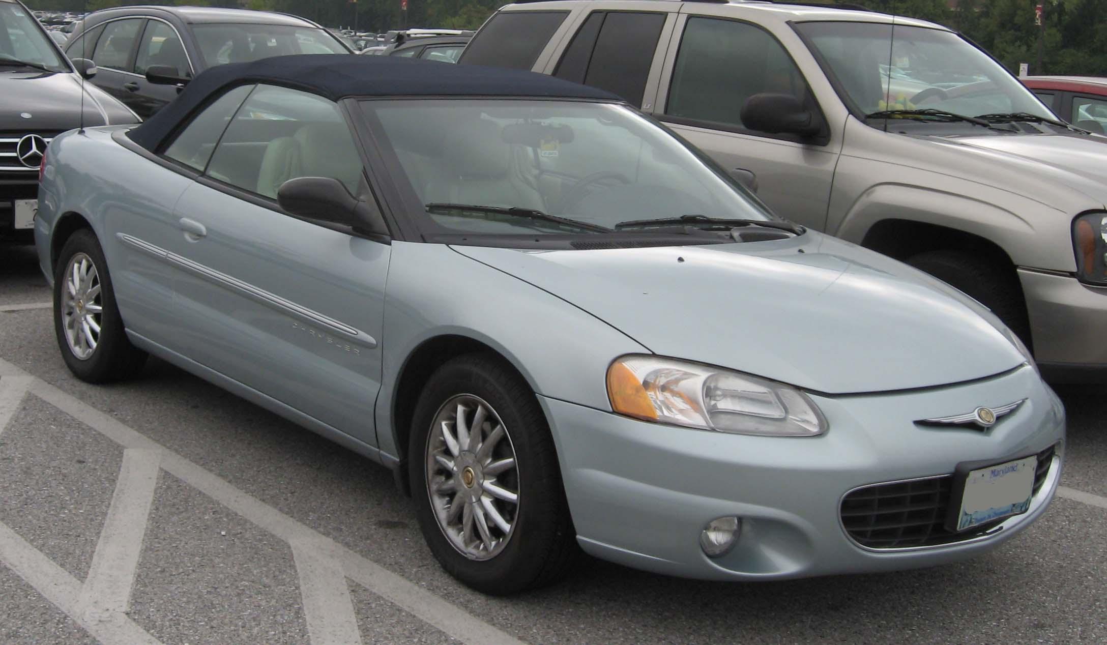 File:01-03 Chrysler Sebring convertible.jpg