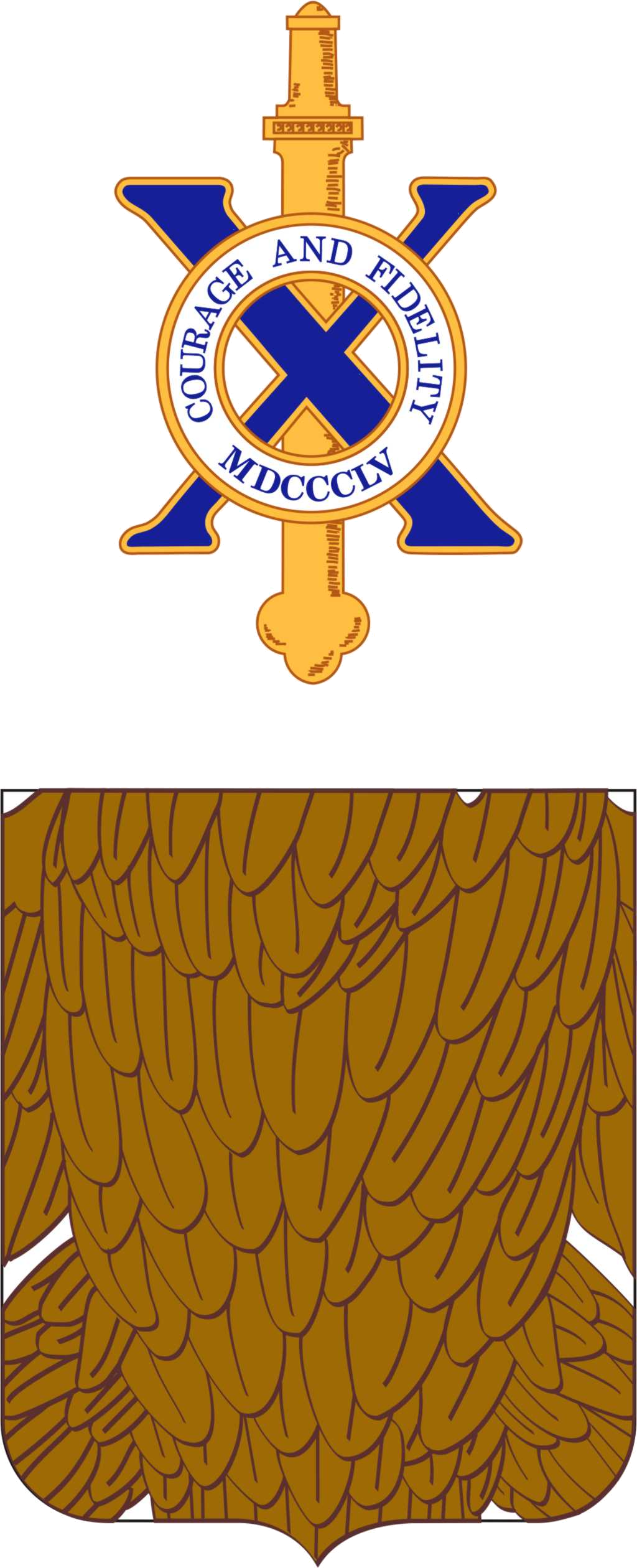 010 Infantry Regiment COA
