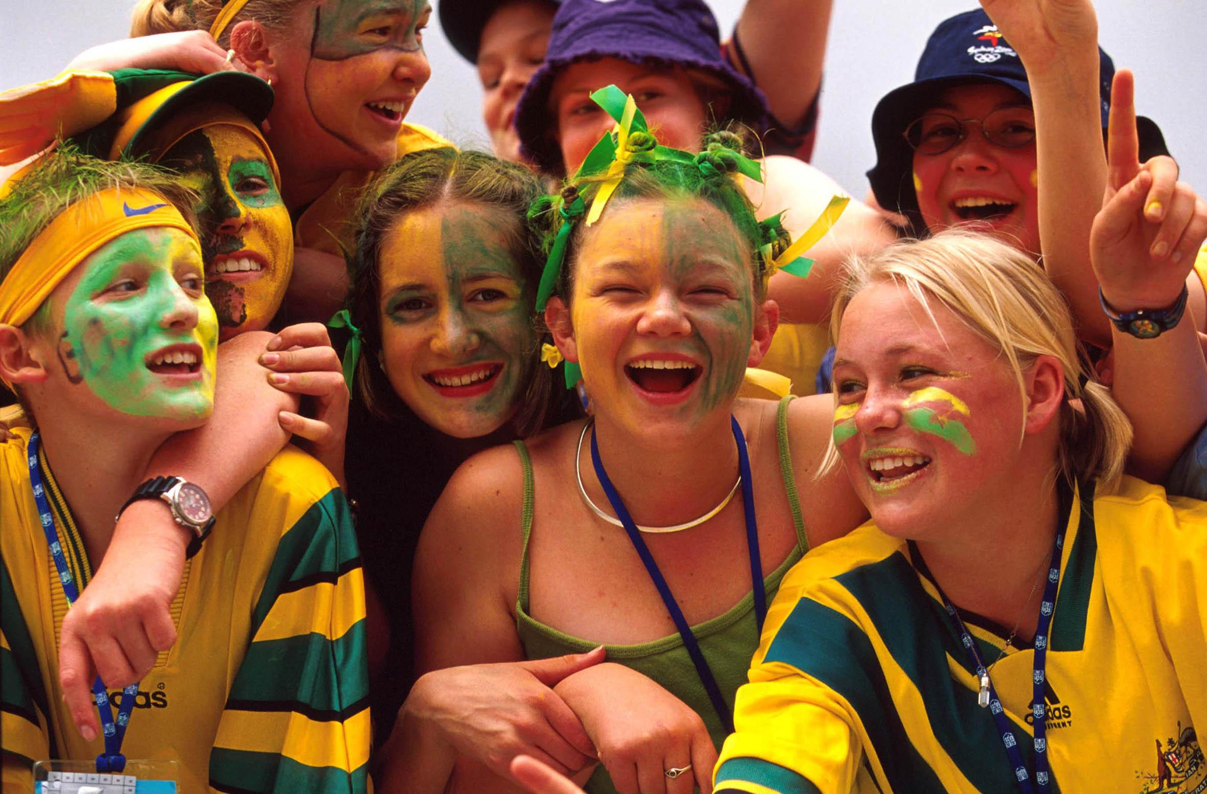 Australia-people