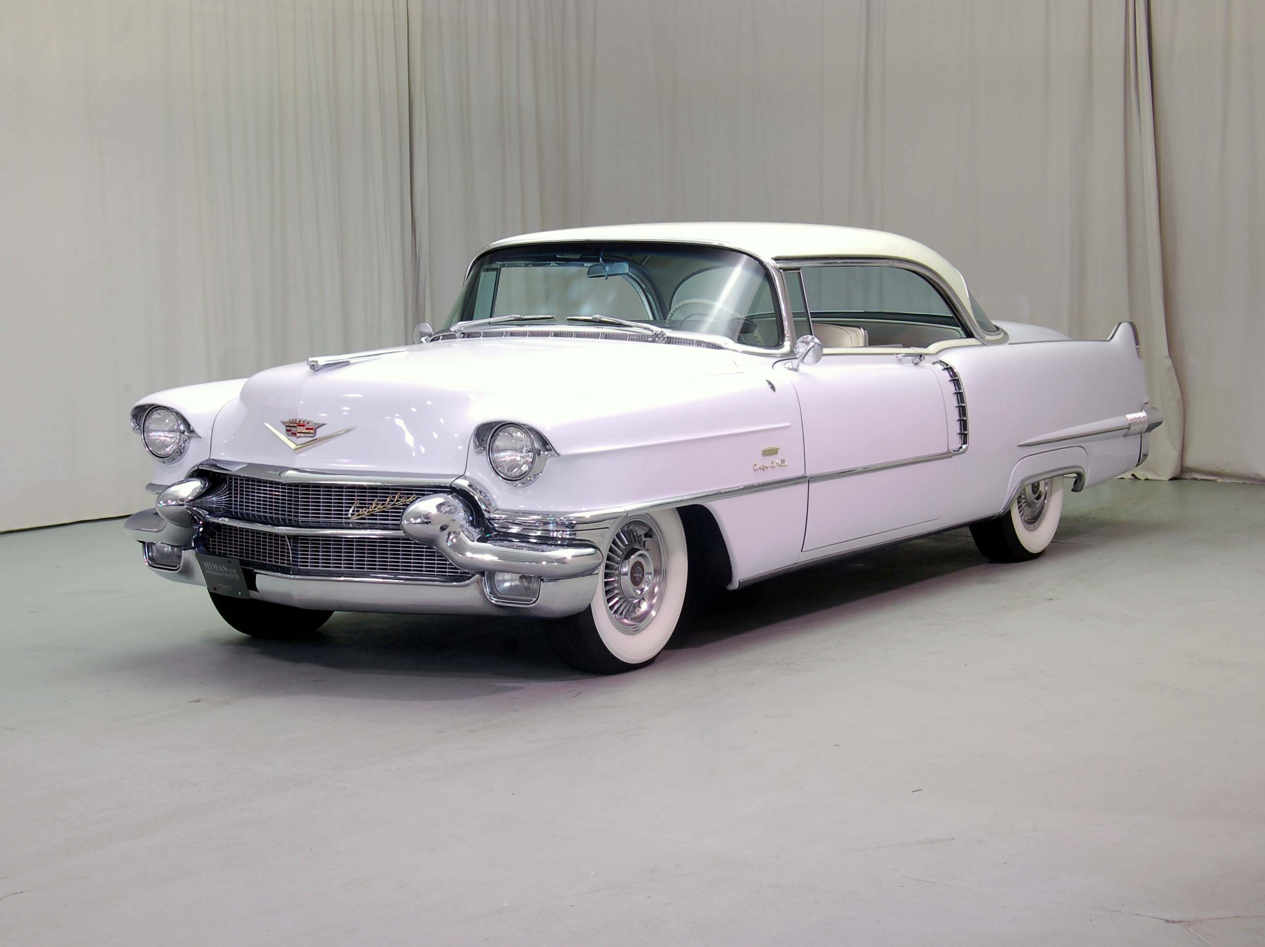 File:1956 Cadillac Coupe De Ville white.jpg - Wikimedia Commons