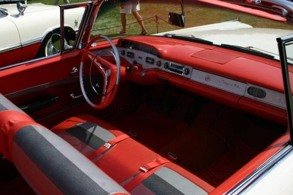 1958 Chevy Impala Interior Chevrolet Archives ...