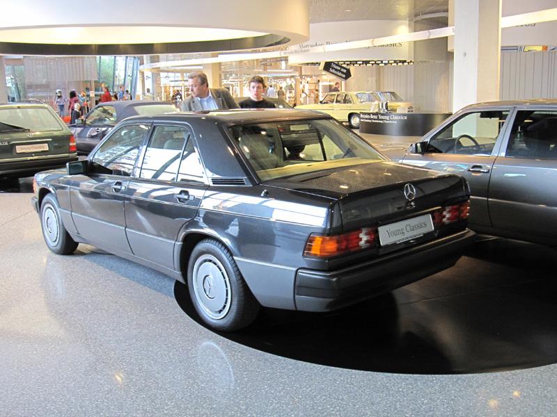 File 1991 mercedes benz 190e 1 8 young classics flickr for Mercedes benz 190e 1991