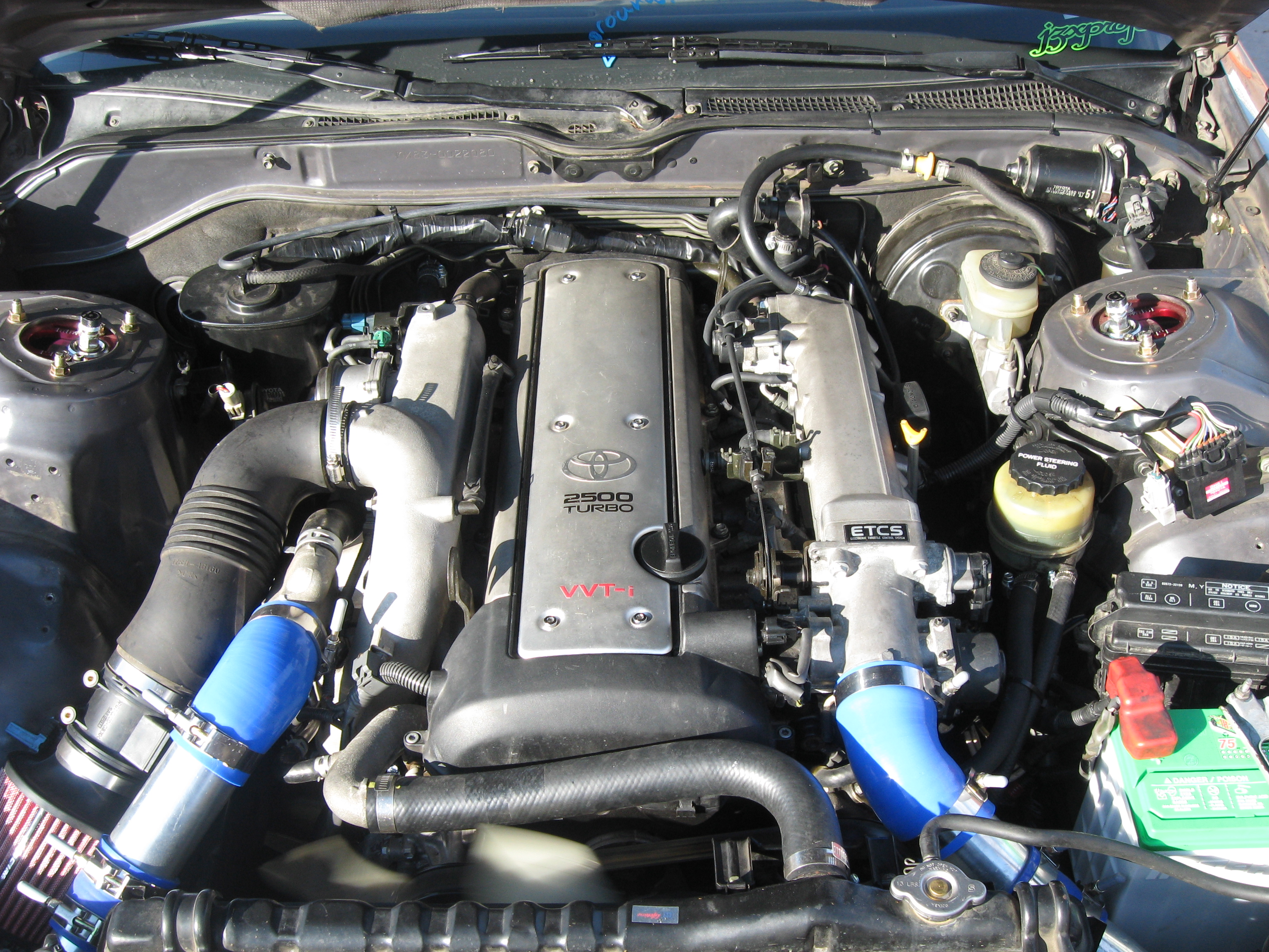 The 10 Best Engines Of Last 20 Years Ecotec 2 0 Turbo Gm Vvt 6 Toyota 2jz Gte