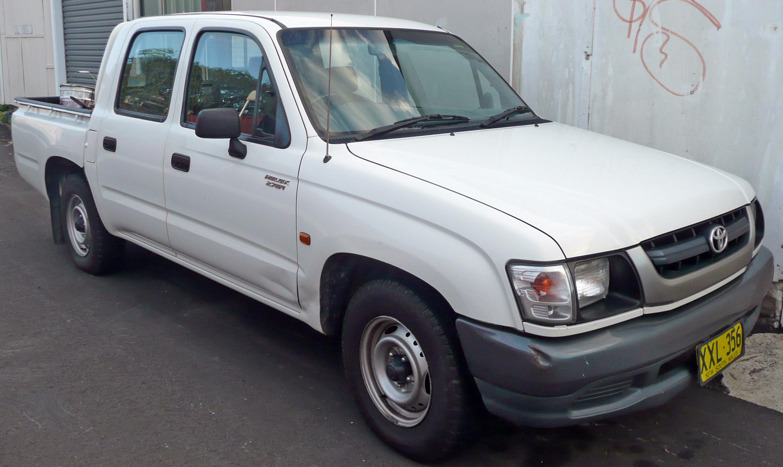 Kelebihan Kekurangan Toyota Hilux 2004 Murah Berkualitas