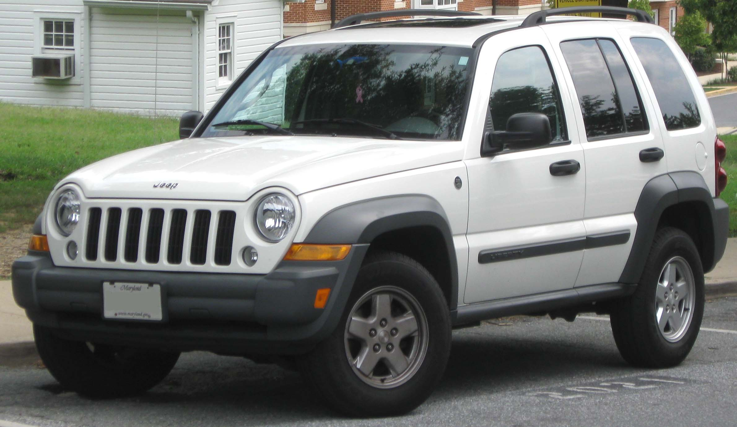 File 2005 2007 Jeep Liberty 08 16 2010 Jpg Wikimedia