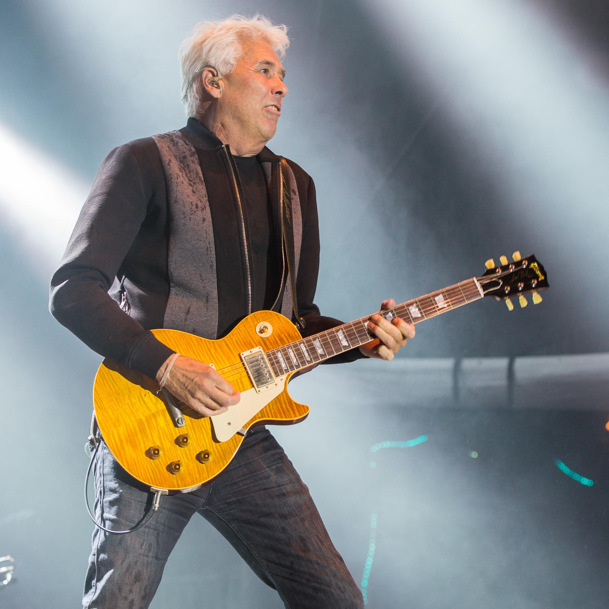Golden Earring  Tour Slide Guitar