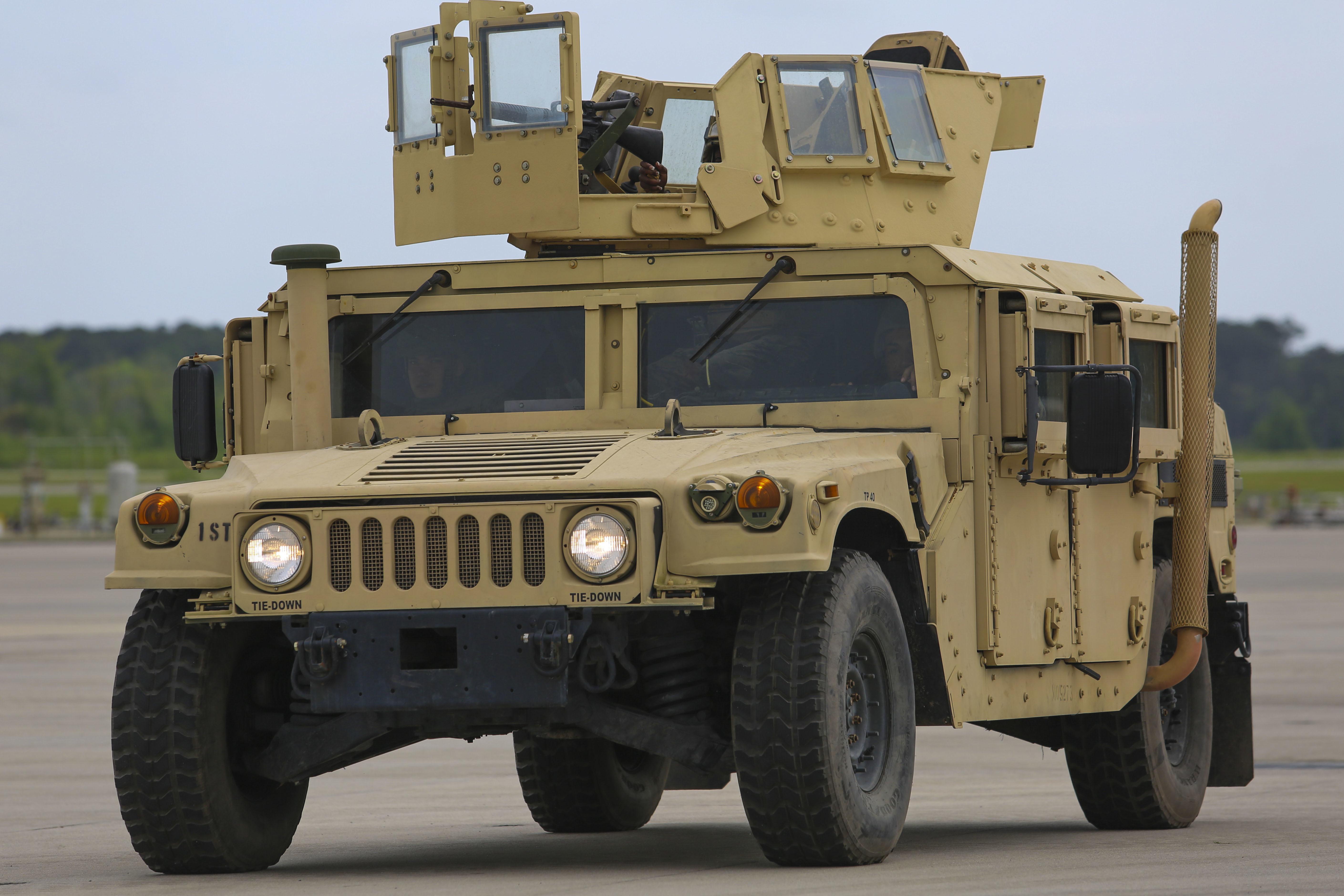 Humvee - Wikipedia on