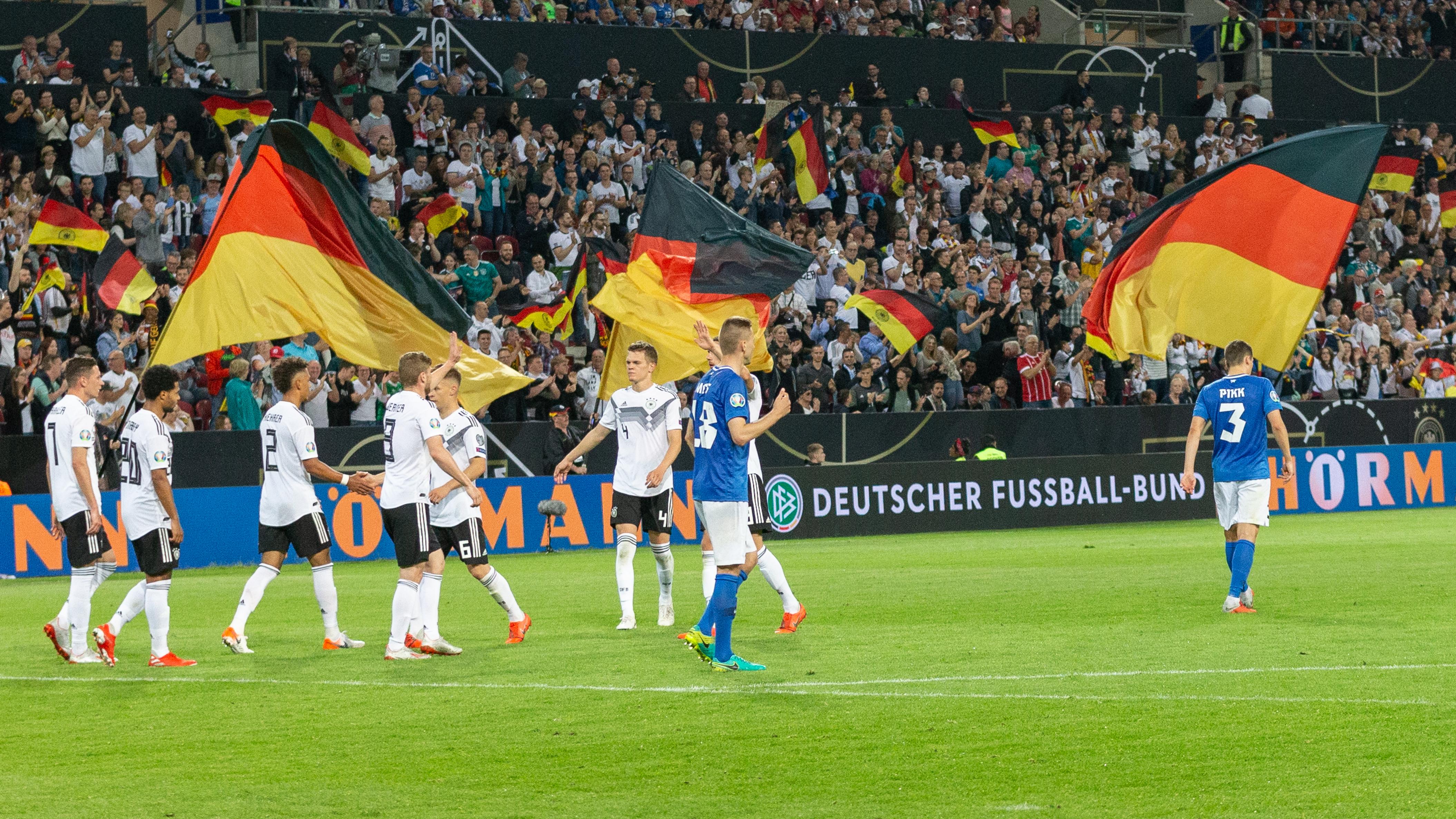 File:2019-06-11 Fußball, Männer, Länderspiel, Deutschland-Estland StP 2273 LR10 by Stepro.jpg