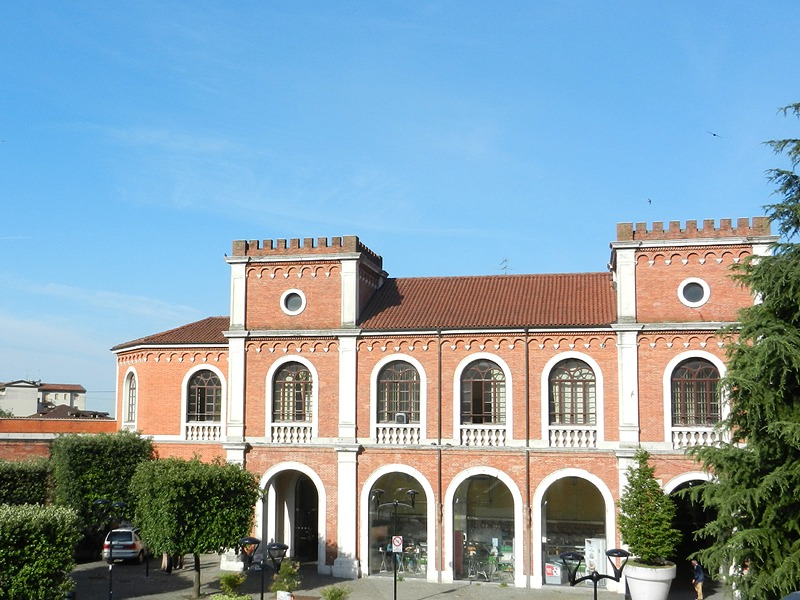 Train Station at Brescia