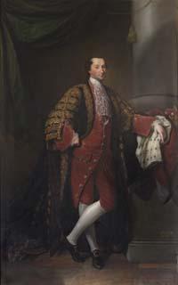 George Lee, 3rd Earl of Lichfield 18th-century English earl