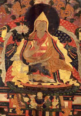 The Seventh Dalai Lama, Tsangyang Gyatso