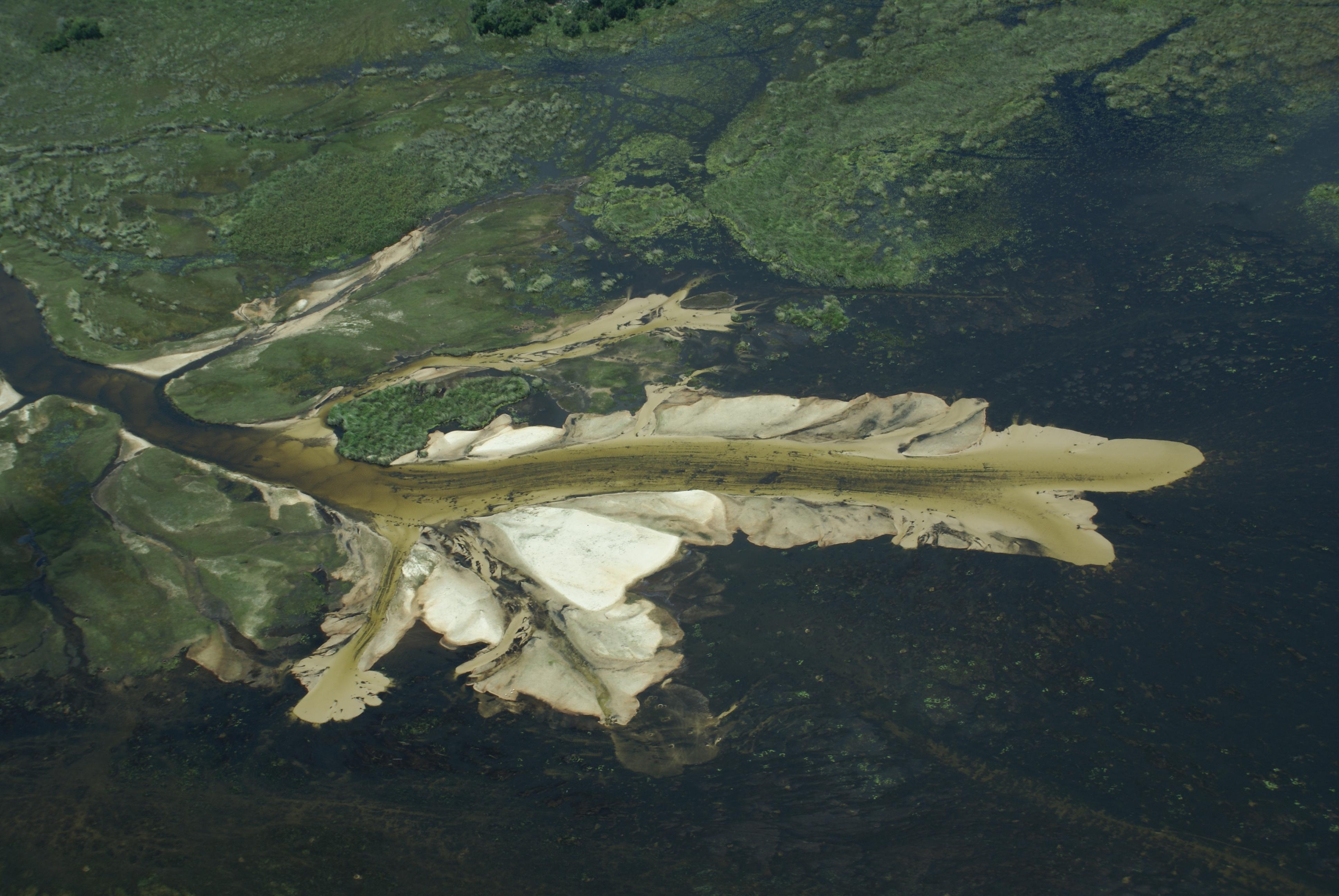 Fleuve Okavango