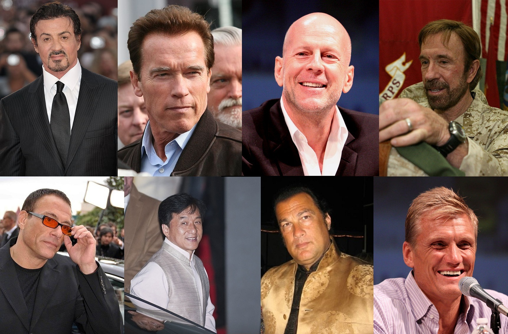 Image Result For Action Movie Stars