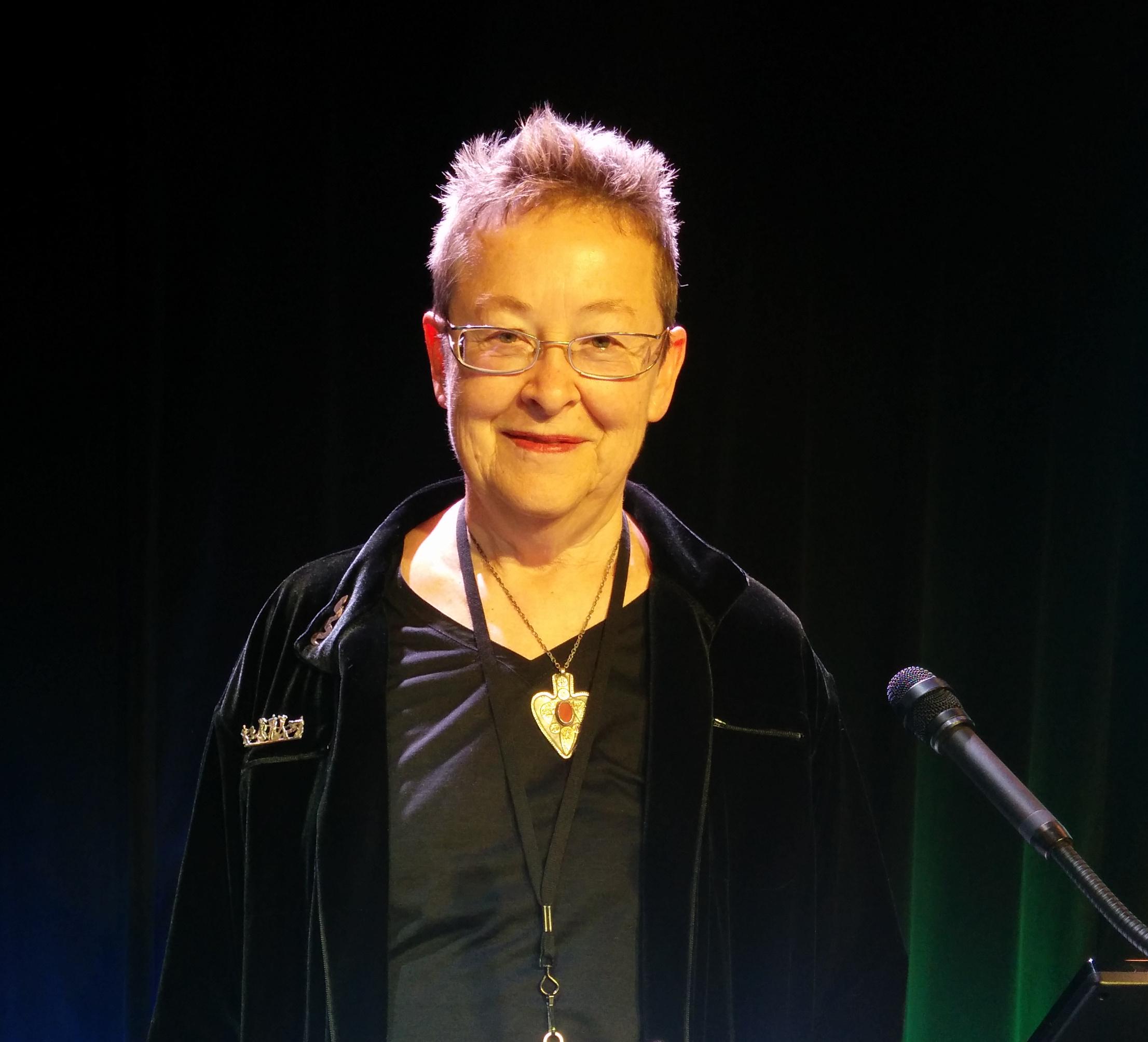 Adrienne Mayor in 2014