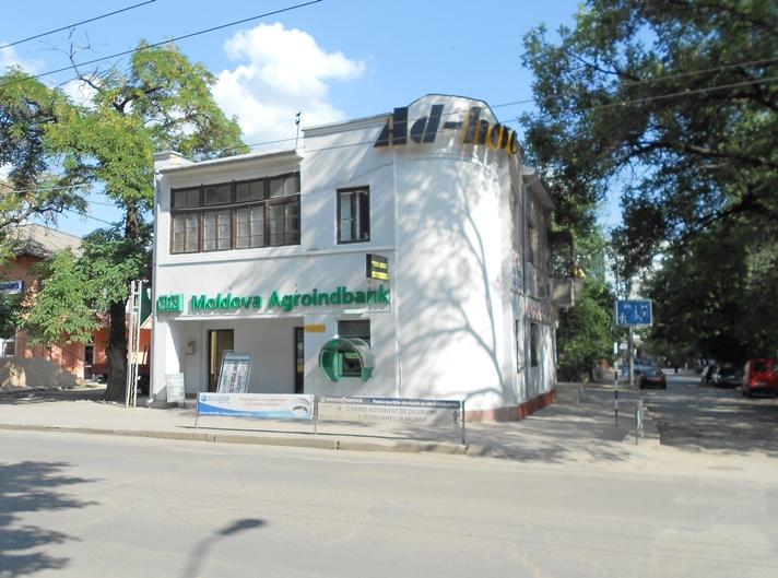 Casa de pe strada Ștefan cel Mare 79, Bălți