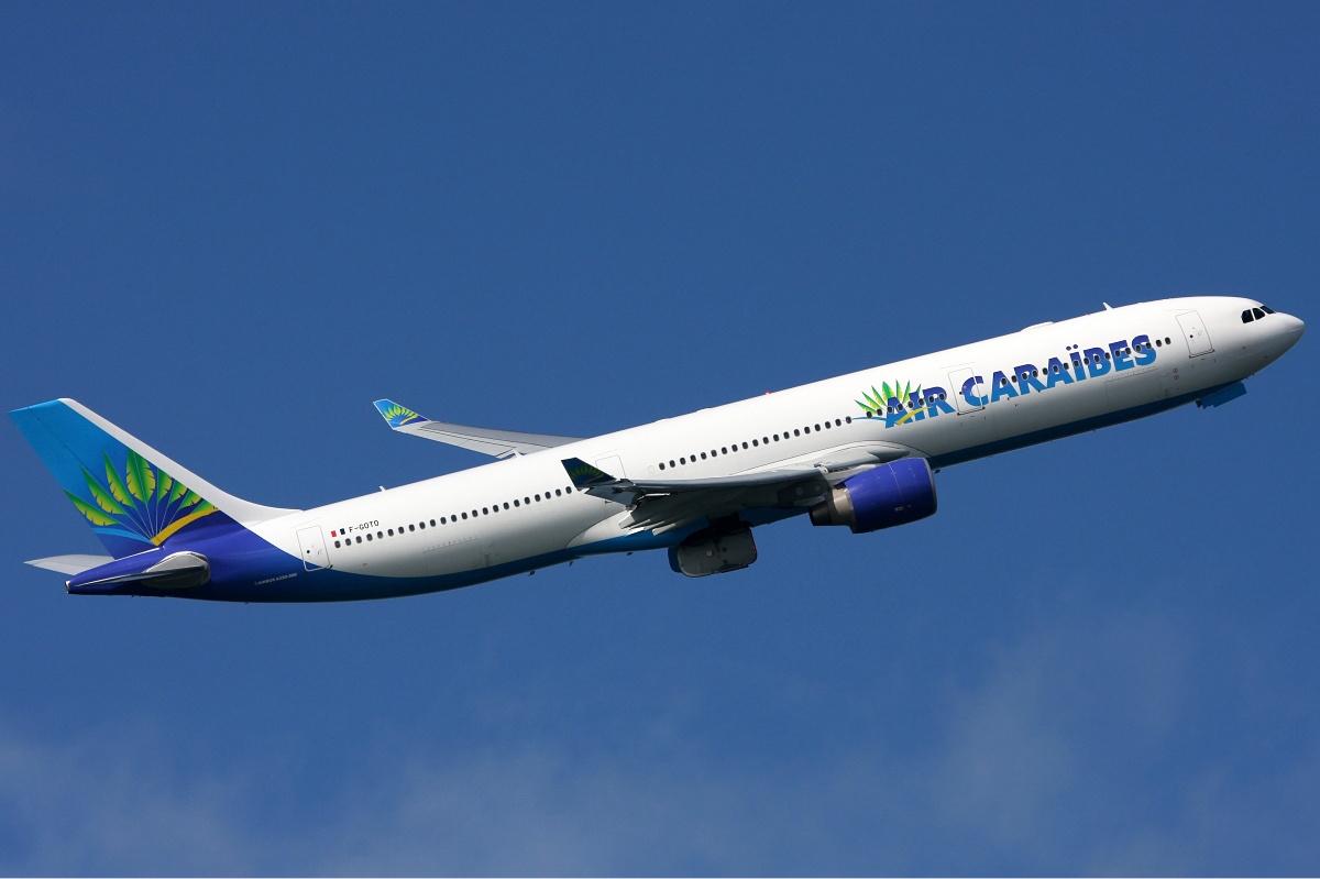 A 330 Air Caraibes