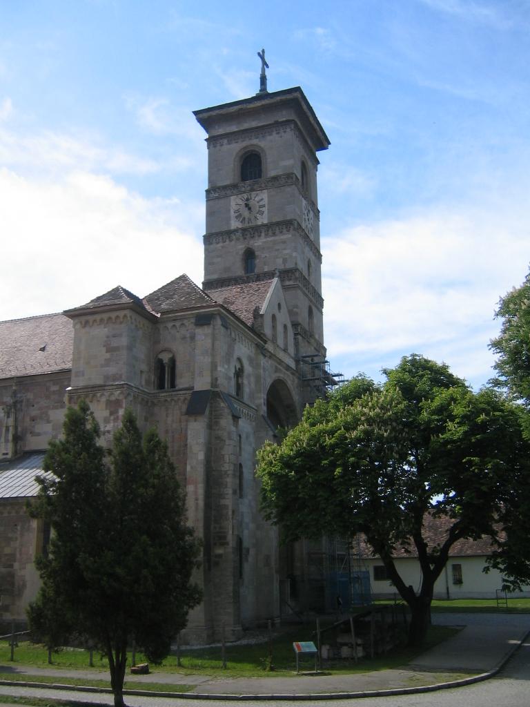 Fişier:AlbaIulia CatedralaCatolica.jpg