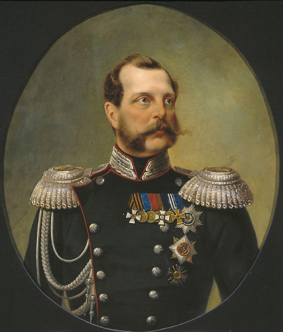 Файл:Alexander II Of Russia (Nikolay Lavrov 01).jpg