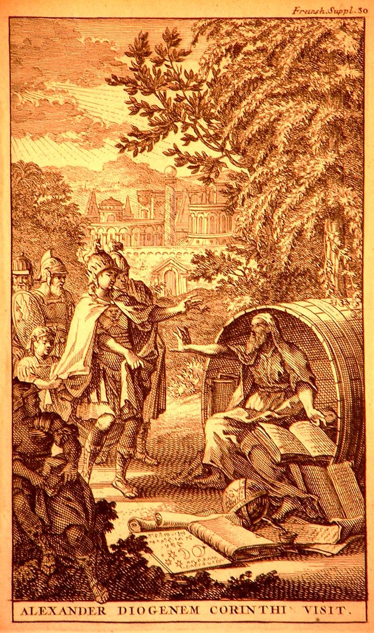 Diogenes And Alexander Wikipedia
