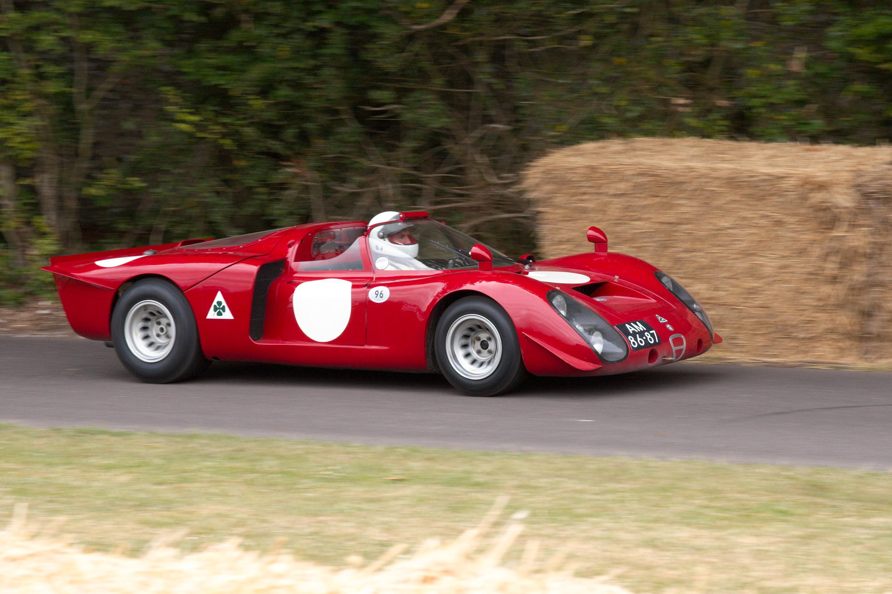 Alfa Romeo Tipo 33 Daytona Flickr Andrewbasterfield Creative Code Edit Race
