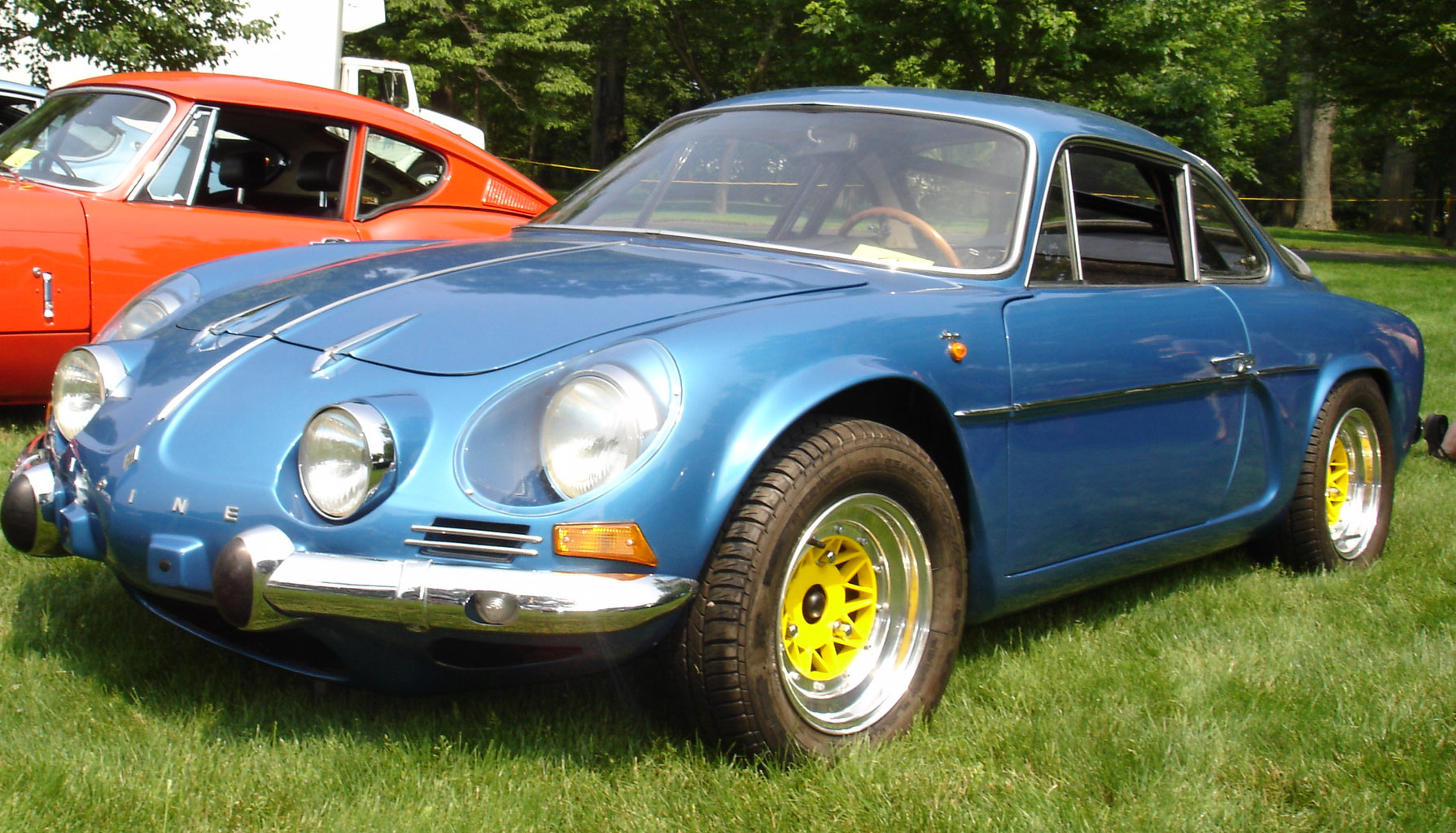 renault alpine a110 wikipedia wolna encyklopedia. Black Bedroom Furniture Sets. Home Design Ideas