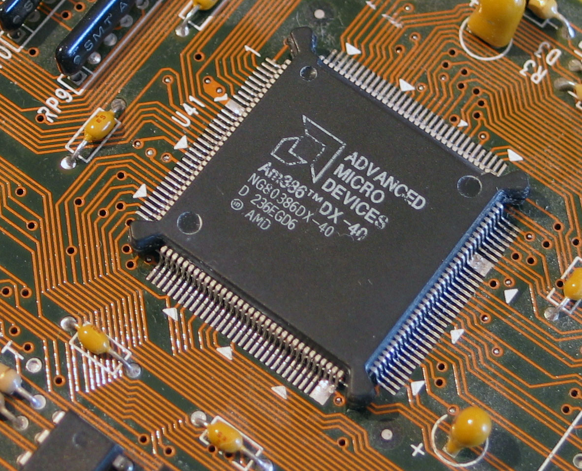 AMD Am386 - Wikipedia, la enciclopedia libre
