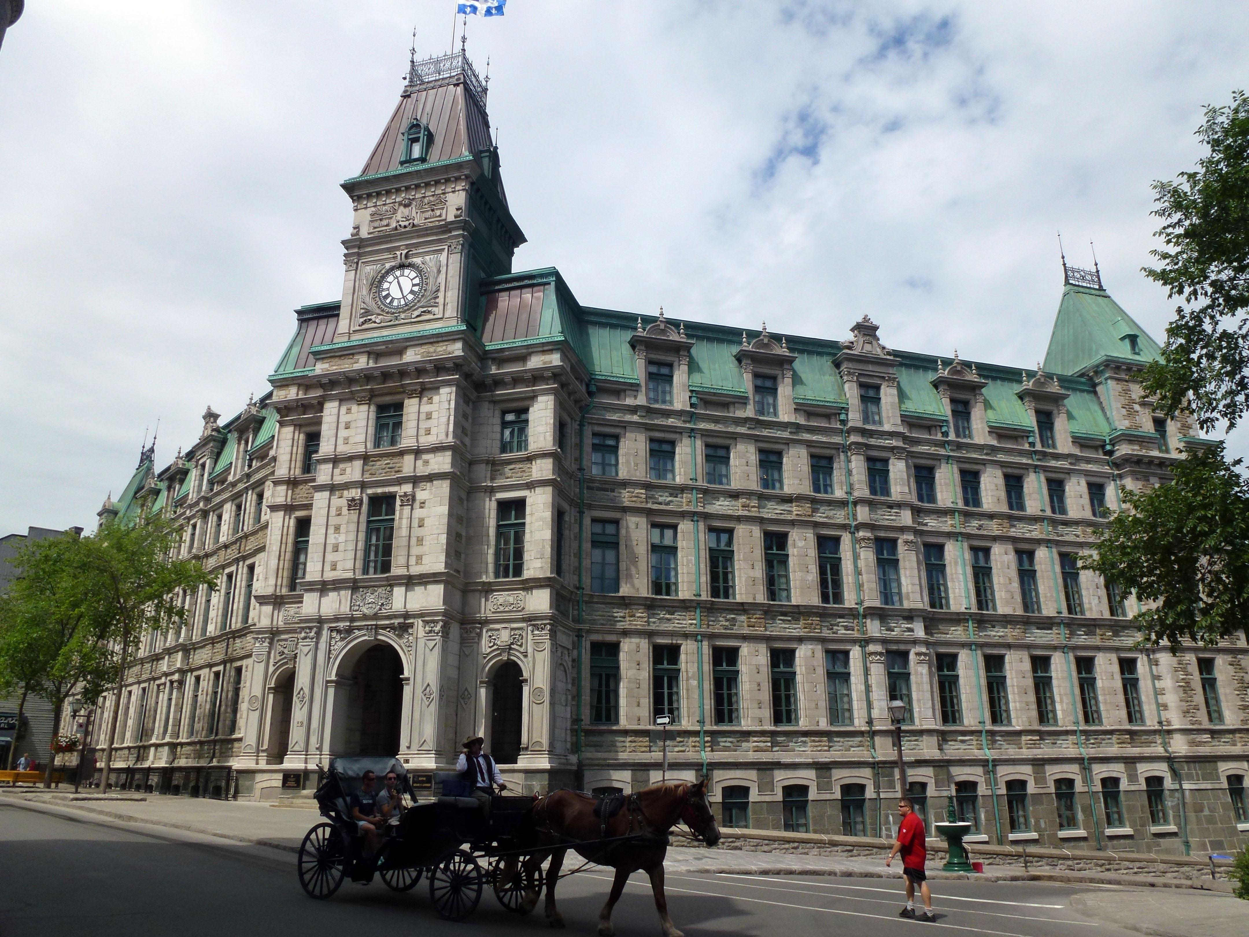 Hotel Quebec Canada