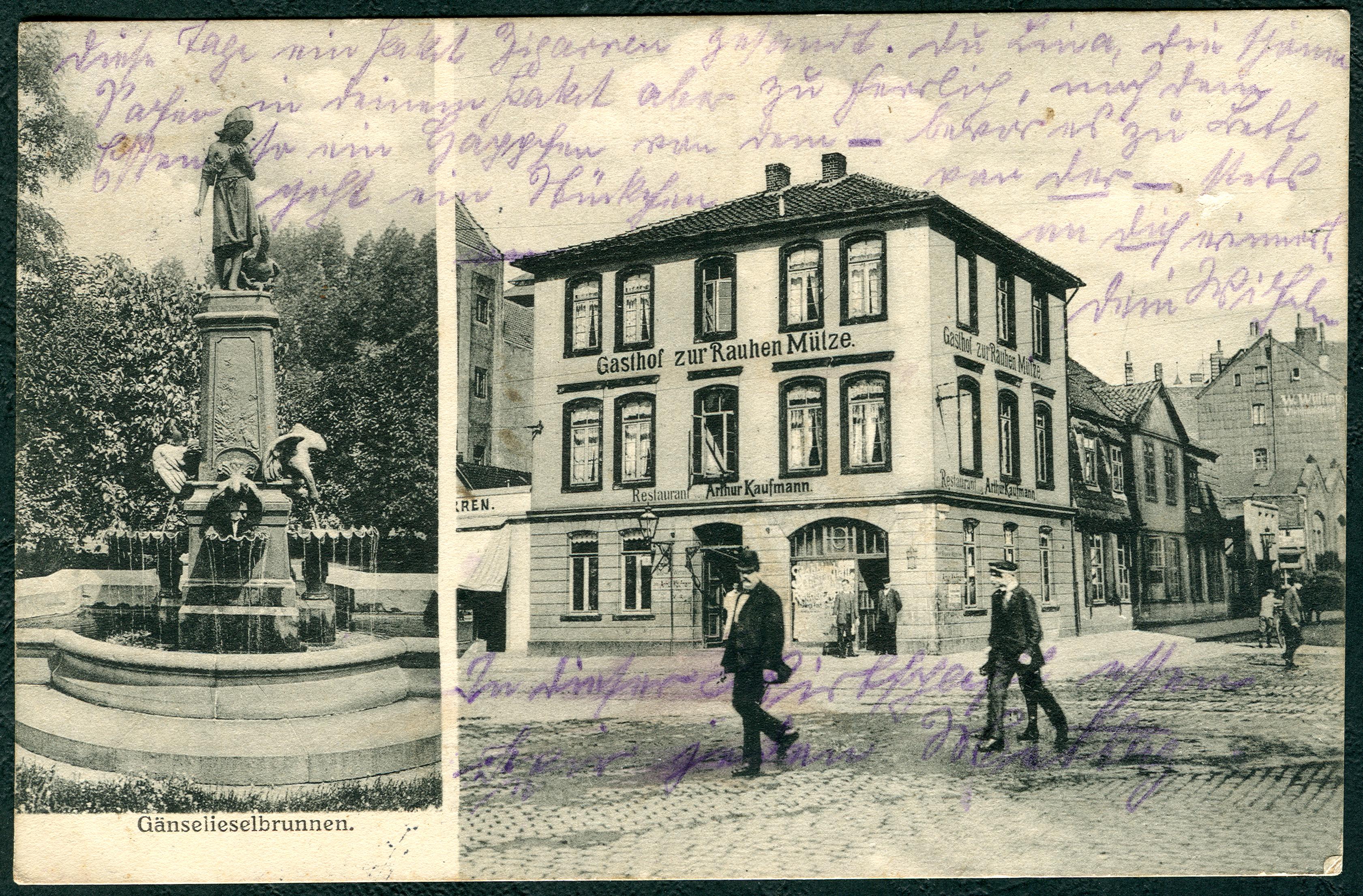 Dateianonymer Fotograf Pc Gasthof Zur Rauhen Mütze Restaurant
