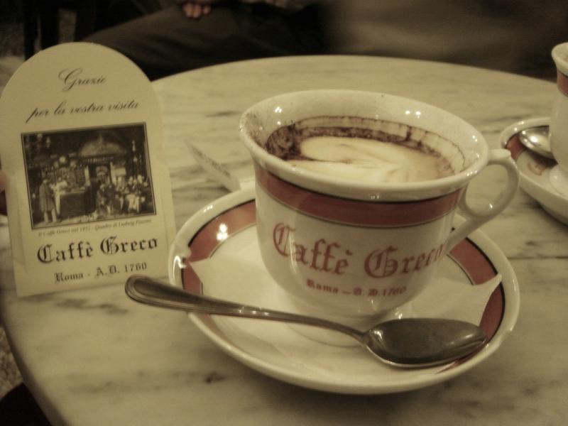 Caffe Greco Roma Pistachio Ricotta Cheese Cake Recipe