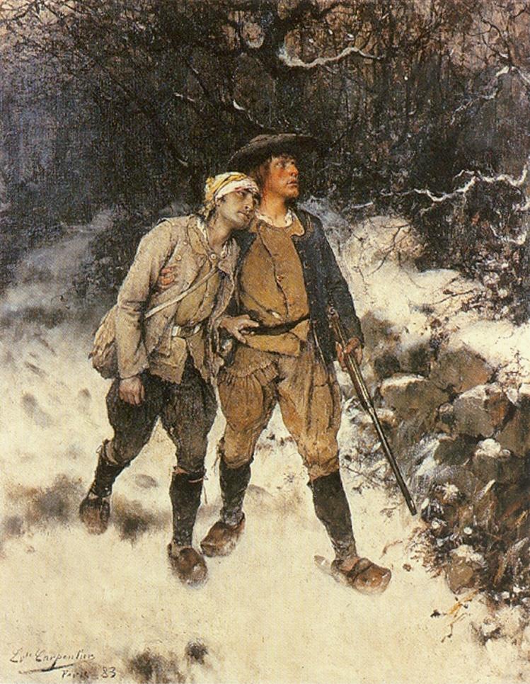 Après le combat ( Épisode de la guerre de Vendée).jpg
