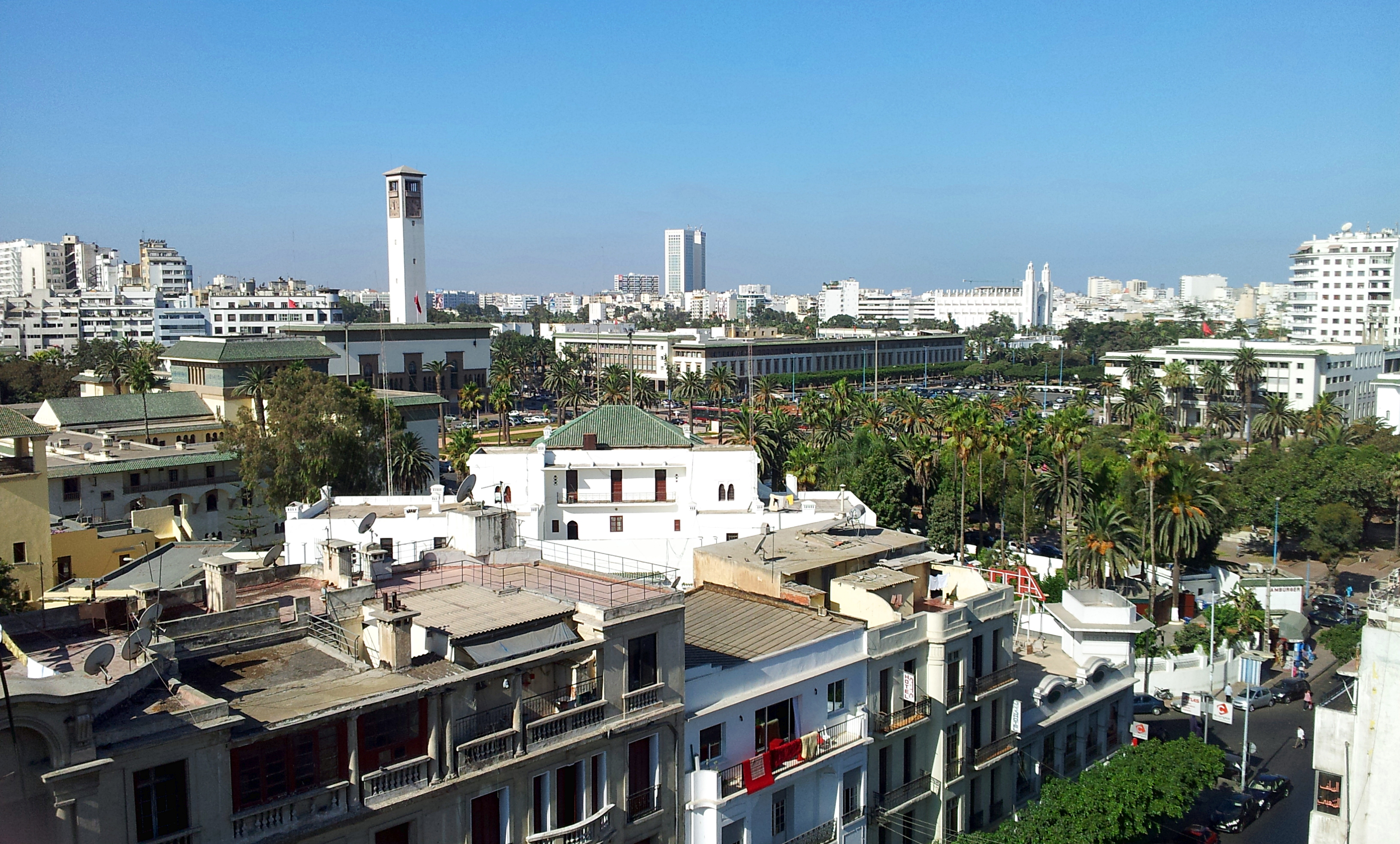 Ville Maroc Proche Casablanca