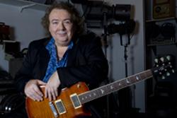 Bernie Marsden British musician