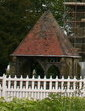 Baldersby St James Church - geograph.org.uk - 179092 (lych gate).jpg