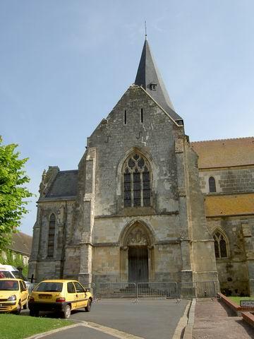 Beaumont en Auge - église saint-sauveur.jpg