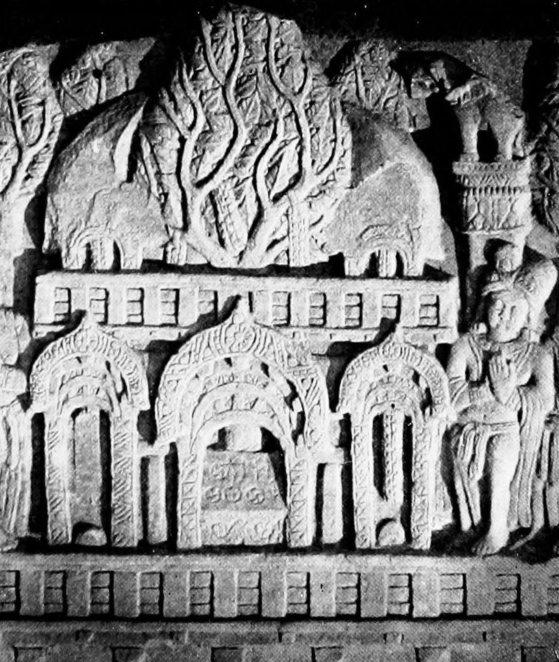 Mahabodhi Architecture