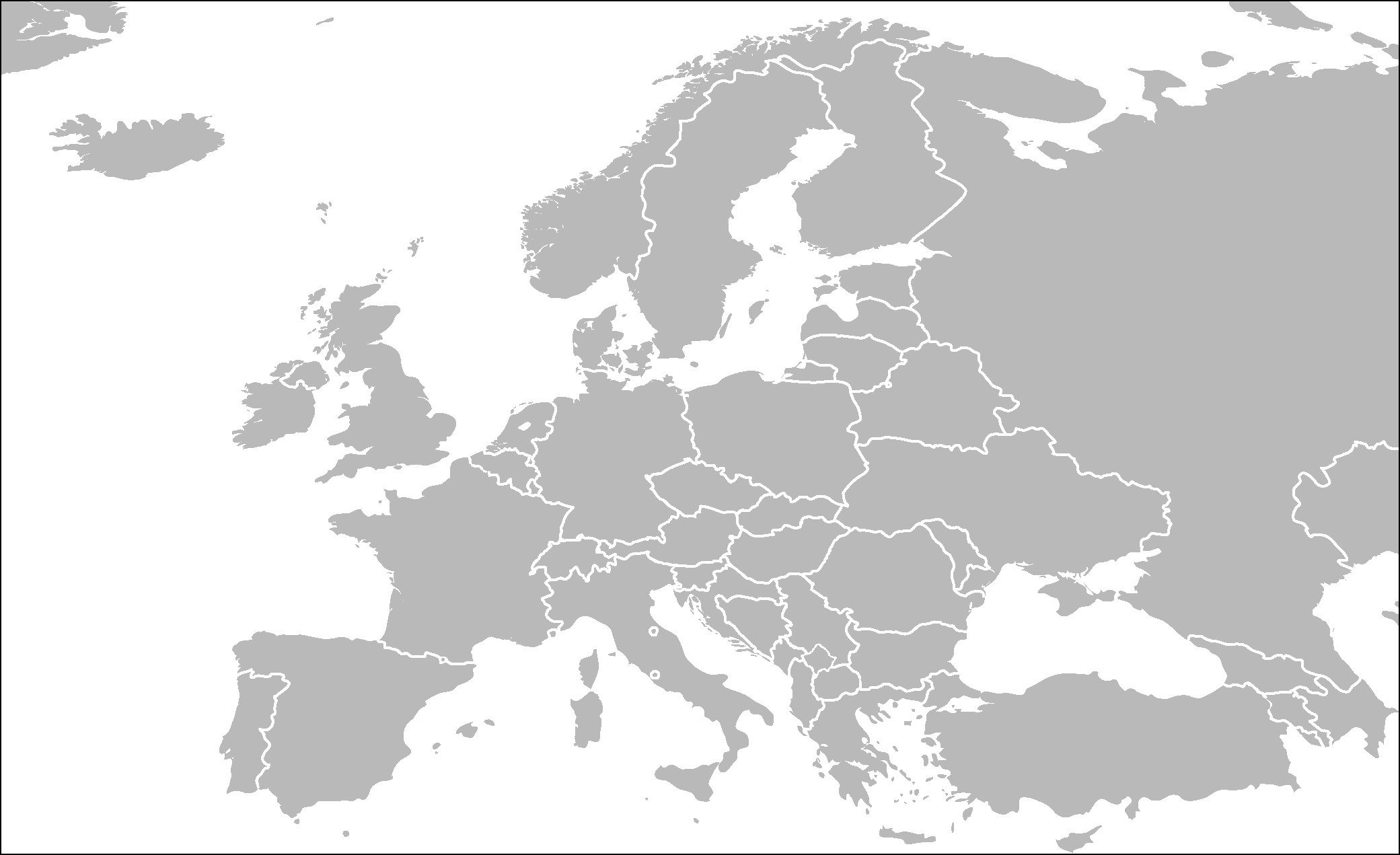map of europe in 1914. blank map of europe 1920