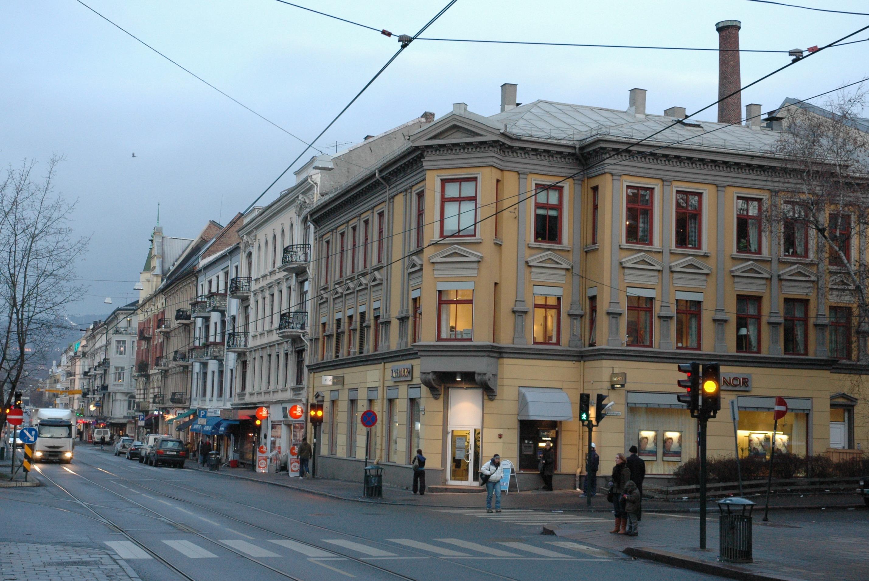Utrolig Bogstadveien (Oslo) – Wikipedia WK-09