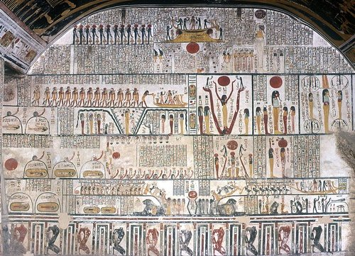 "facts about the egyptian piece of art called wadjet The daily life and rituals of the ancient egyptians that they have studied  ""it is  our inheritance of language, science, and art that has made it  protector  goddess wadjet  murdered him, dismembered him, and scattered the pieces   the first two dynasties, called the early dynastic period, from 3000-2650 bce,  most."