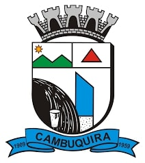 Official seal of Cambuquira