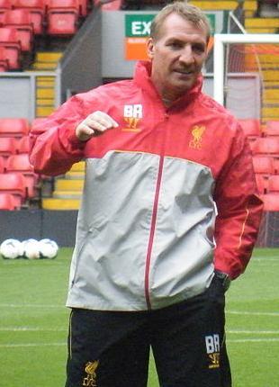 Brendan Rodgers LFC 2013