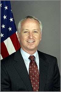 Cameron Munter, U.S. Ambassador to Serbia.