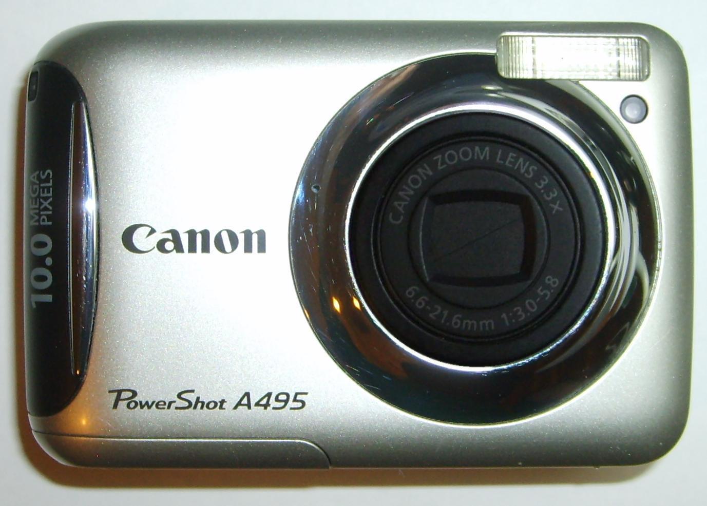 file canon powershot a495 jpg wikimedia commons rh commons wikimedia org Blue Canon PowerShot A495 Blue Canon PowerShot A495