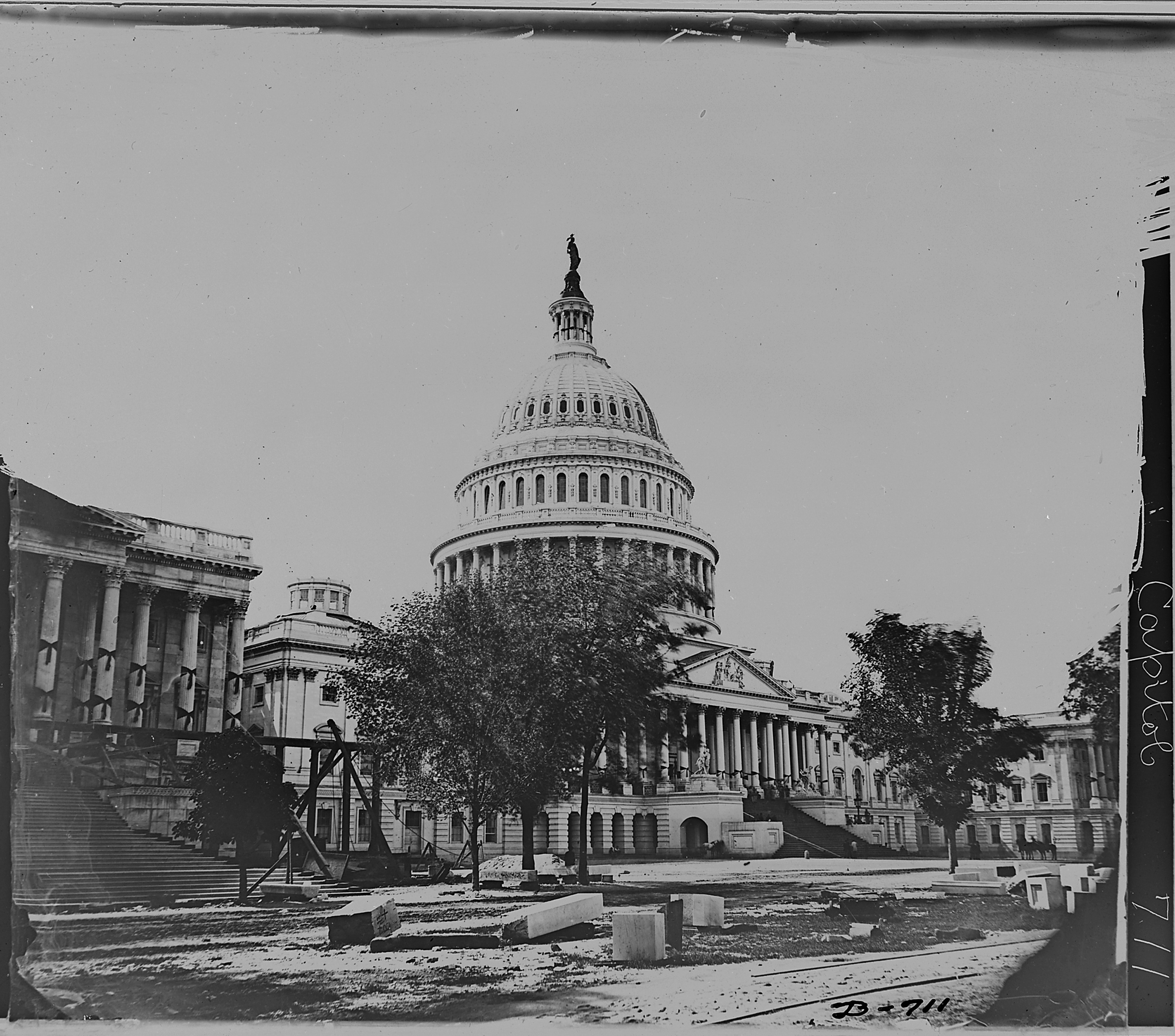 Washington D.C. United States  City pictures : Capitol of the United States, Washington, D.C NARA 525116 ...