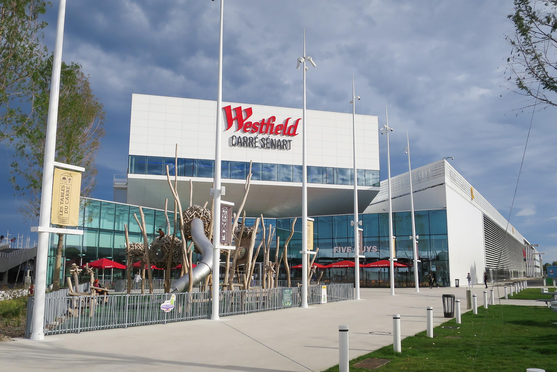 Centre commercial Carré Sénart — Wikipédia